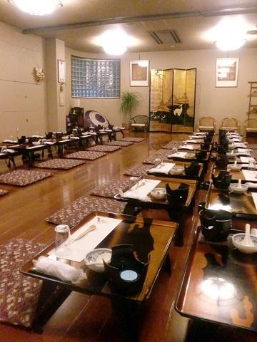 豊田市内で法事の食事場所?バス送迎・座敷・駐車場全てあります!