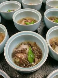 会席コースのお魚料理!今日はコレ☆ 2013/05/17 20:29:37