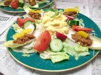 気分は南の島?おトクな大皿コース3,000円より承ります。 2013/05/25 14:00:00