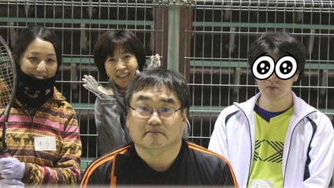 新春★テニス体験(おくちゃんさん)