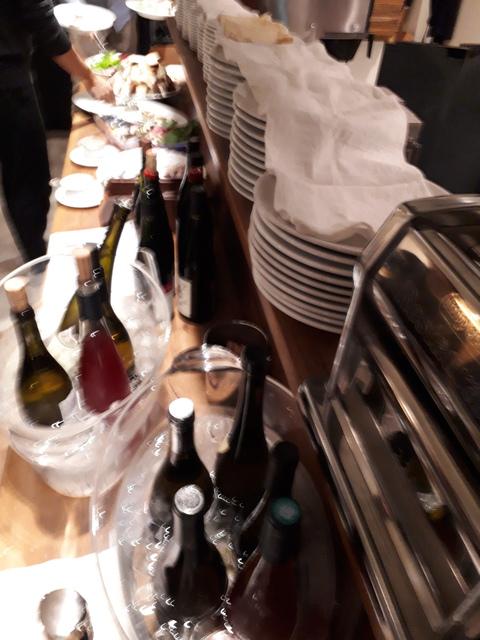 フランスワインの会です
