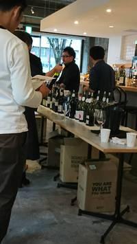 森田屋さんのワイン試飲会