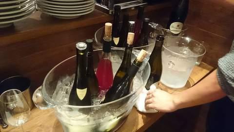 森田屋さんとコラボ ワイン会 2