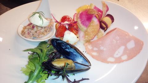 このムール貝凄く美味しいです♡