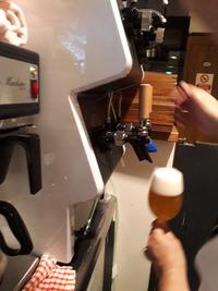 クラフトビールのサーバー導入しました