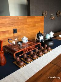 神無月中国茶会