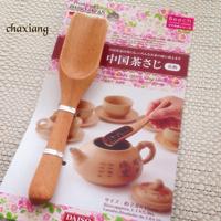 ダイソーで中国茶用の茶さじを発見
