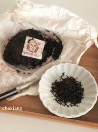 雲南普洱茶喬木古茶熟餅