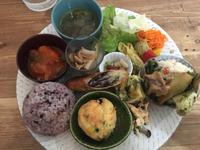 ルシッカでお野菜たっぷりランチ 2017/06/30 14:00:03