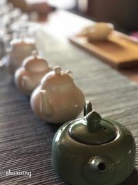 中国茶講座〜茶壺〜