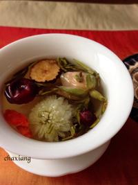 【募集中】中国茶会〜自分で作る八宝茶〜