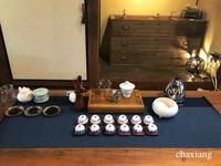 *謝謝*中国茶講座と和食御膳 2018/10/24 22:53:31