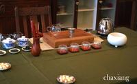 「文月の中国茶会」終了しました