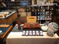 名古屋プティプレリさんで「チーズと中国茶のマリアージュ」 2019/08/24 14:00:15