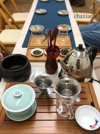 *謝謝*中国茶会〜水無月〜