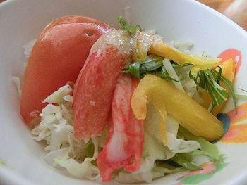 「どんぐり食堂」で昼ごはん 豊田市