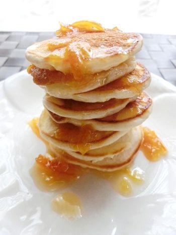 ペテ公の8段パンケーキと『天皇の料理番』