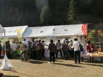 大井平公園紅葉まつり2015(豊田市稲武)