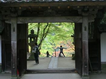 香嵐渓もみじまつり2015