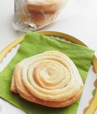 ミシマパンのうずまきパン