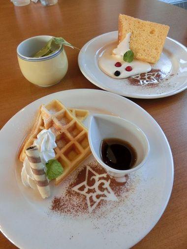 ycafe(ワイカフェ) でティータイム♪ 刈谷市