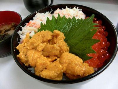 函館栄屋の海鮮丼♪