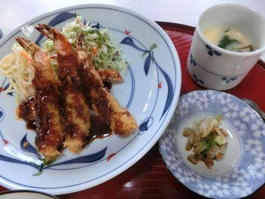 食堂『いわまつ』 いい感じのレトロ食堂 豊田市