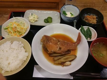 キター!しげ蔵のワンコイン日替わりランチ(豊田市)