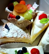 喫茶・洋菓子『レマン』のケーキ(岡崎市)