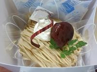 モンブランを食べよう!①菓子工房デコレ(豊田市)