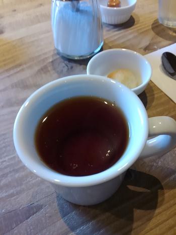 蔵カフェ・ころも農園さんで買い物とお茶