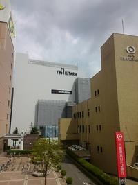 豊田市駅前通り『KiTARA』