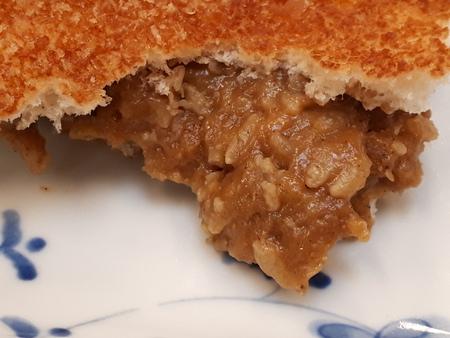 超うけなカレーパンの朝ごはん