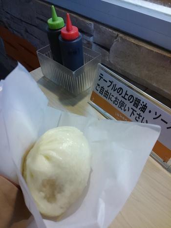 神戸旅②朝ごはんは豚まん@三宮一貫楼