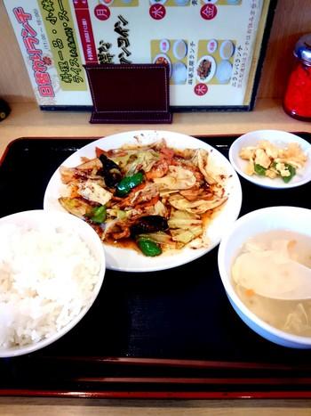 日替わりランチ500円(税込)♪