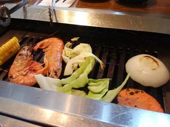 焼肉食べ放題ランチ@アジト 豊田市豊栄町