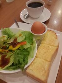 Cafe Candowill(キャンドゥール)でモーニング(豊田市)