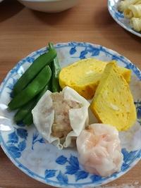 今日の朝ご飯はスペシャルな所で\(^-^)/