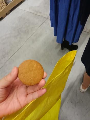 IKEAのクッキーサービス@IKEA長久手