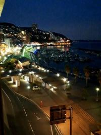 アカプルコ海岸の夜景より