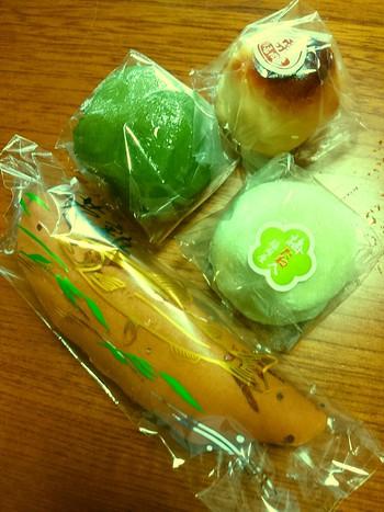 福岡屋さん(豊田市)の夏の和菓子