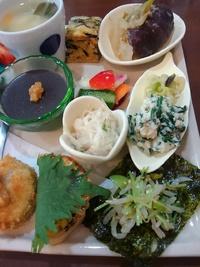 野菜と麹のカフェ「このはな」さんでランチ(みよし市)
