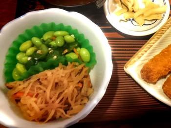 寿司屋の日替わり定食500円@かぎや(みよし市)