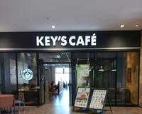 スケールアップしたF・DにオープンしたKEY'S CAFE!!!
