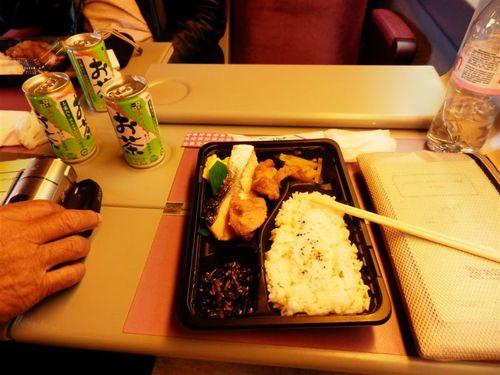 TGV弁当