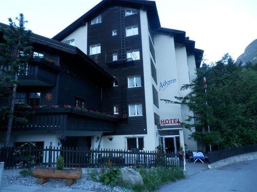 ツエルマットのホテル