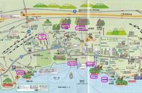 東北自動車道沿いの見どころ~その4、日本三景の松島を行く