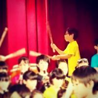 学芸会で大感動•*¨*•.¸¸♪✧