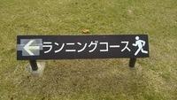 ランニング 安城総合運動公園ランニングコース 2017/10/01 23:03:42