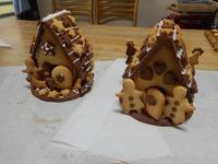 ヘキセンハウス(クッキーで作ったおうち)は全部手作りで!